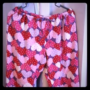Other - Sweetheart pjs